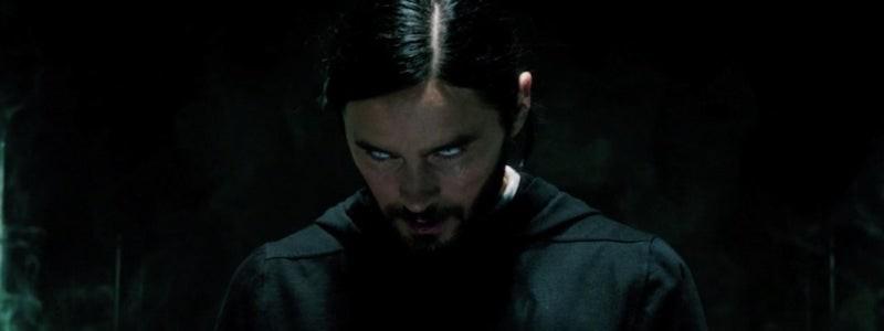 Джаред Лето представил новый трейлер фильма «Морбиус» и тизерит связь с MCU