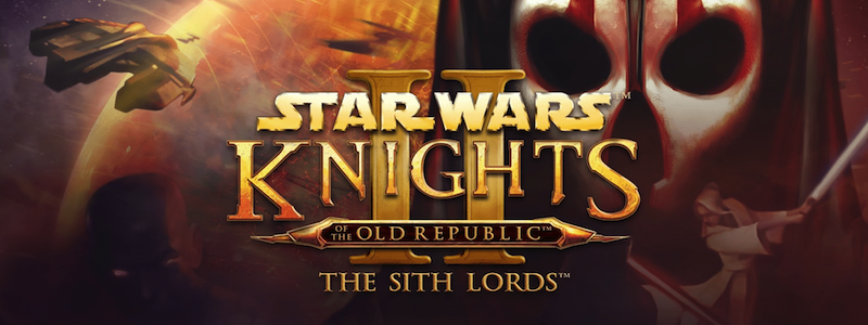 Переиздание Star Wars: Knights of the Old Republic II выйдет в декабре