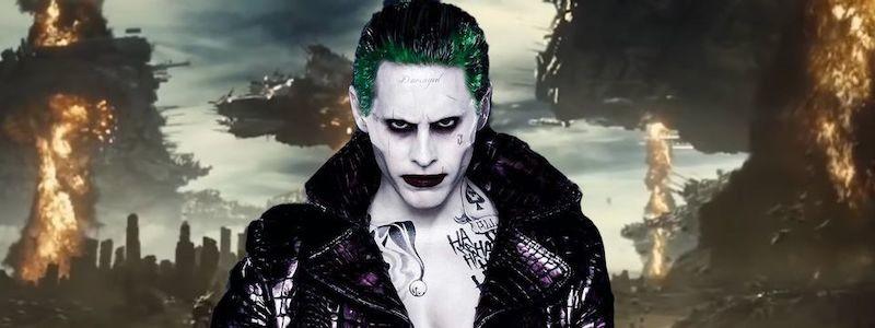 Утечка «Лиги справедливости» раскрыла описание Джокера