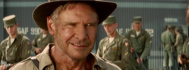 Харрисон Форд официально покидает роль Индиана Джонса