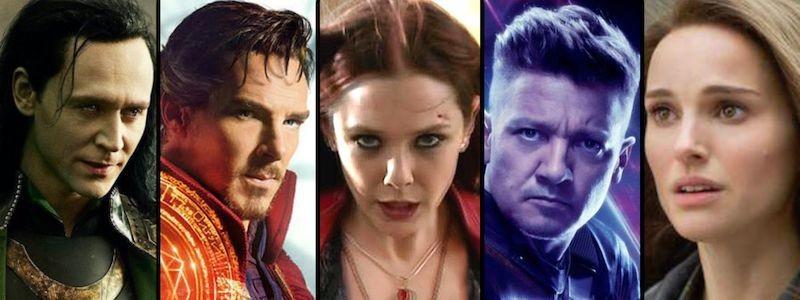 2021 год будет самым большим для киновселенной Marvel