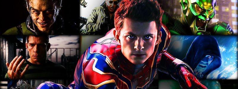 Раскрыт дизайн злодеев фильма «Человек-паук 3» от Marvel