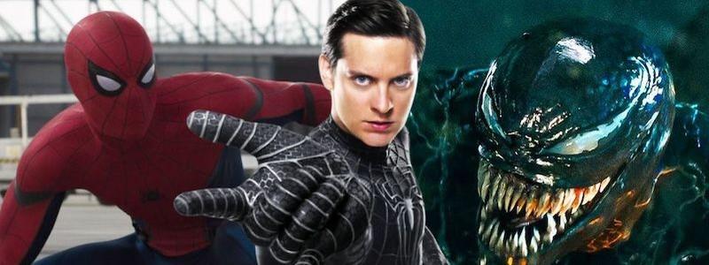 «Человек-паук 3» может показать кроссовер с Веномом