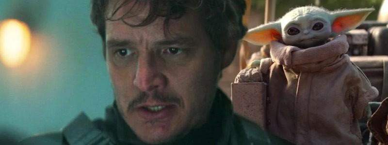 «Мандалорец»: Почему Дин Гардин позволил Грогу дотронуться до лица