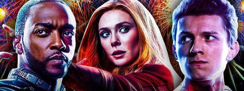 Неожиданный сюрприз от киновселенной Marvel на Новый год
