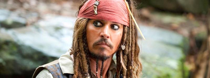 Актер прокомментировал исключение Джонни Деппа из «Пиратов Карибского моря 6»