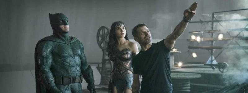Зак Снайдер рассказал о роли Бэтмена в режиссерской версии «Лиги справедливости»