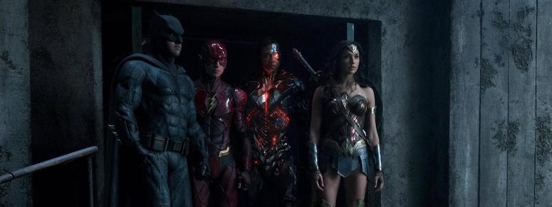 Раскрыто, какое место занимает «Лига справедливости» в киновселенной DC