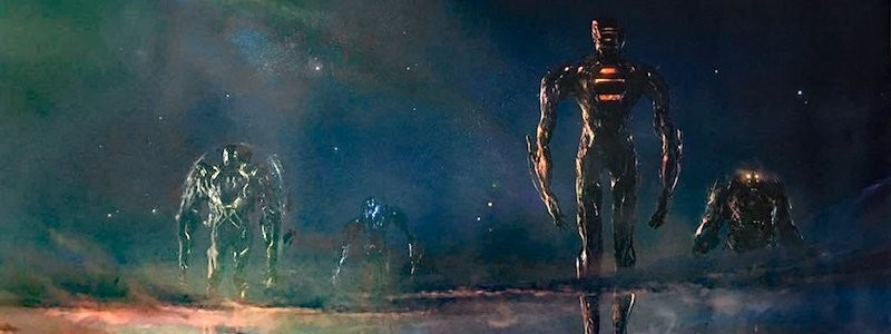 Утечка тизерит сюжет фильма «Вечные» от Marvel