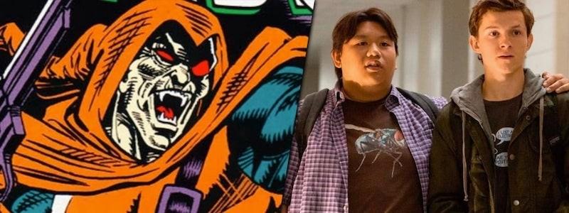 Джейкоба Баталона показали в роли Хобгоблина в «Человеке-пауке 3»