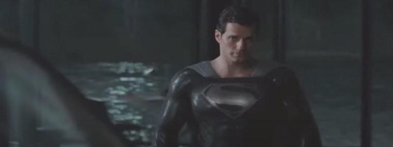 Объяснено, почему Супермен носит черный костюм в «Лиге справедливости»