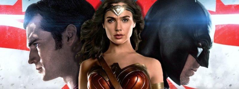 Чудо-женщина отрубала головы: вырезанный кадр из «Бэтмена против Супермена»