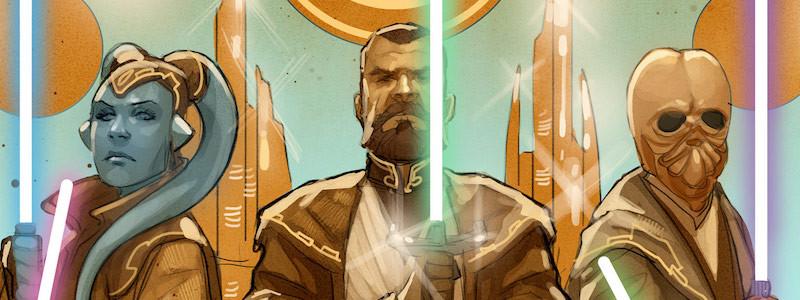 Представлены личные связи персонажей «Звездных войн: Высшая Республика»