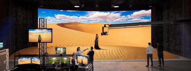 Sony показали новую технологию, сделанную на основе «Мандалорца»