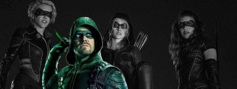 The CW отменили сериал «Зеленая стрела и Канарейки»