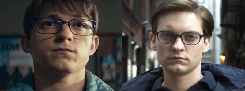 Фанаты Marvel обнаружили сходство Тома Холланда с Тоби Магуайром
