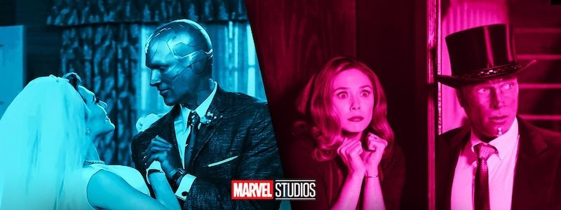 Оценка «ВандаВижен» упала. Теперь это не лучший проект Marvel