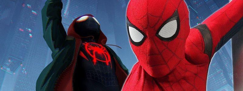 Новое фото «Человека-паука 3» тизерит Майлза Моралеса
