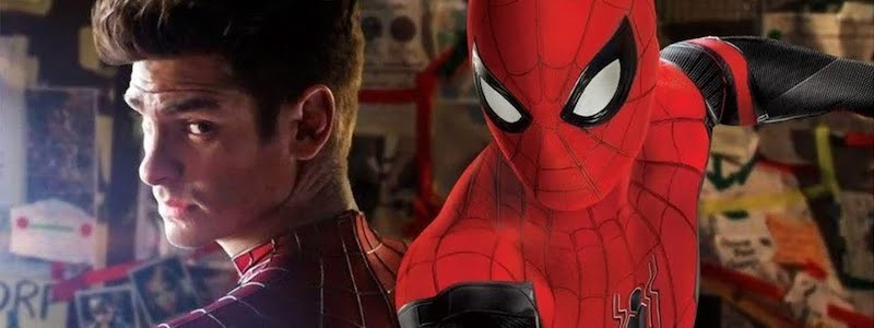 Слух. Подтверждено появление Эндрю Гарфилда в «Человеке-пауке 3»