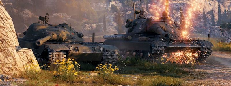 World of Tanks выходит в Steam в 2021 году