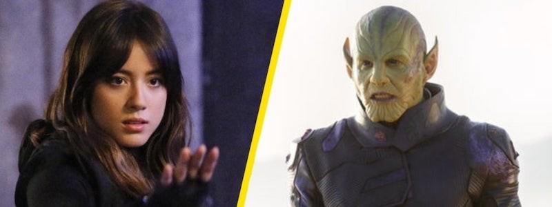 Звезда «Агентов «Щ.И.Т.» хочет вернуться в киновселенной Marvel