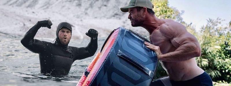 Крис Хемсворт серьезно изменился для «Тора: Любовь и гром»