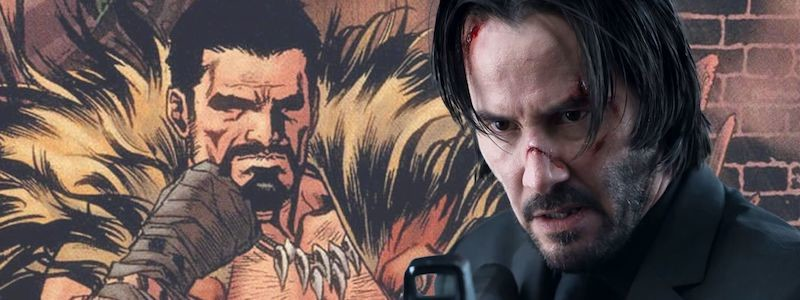 СМИ: Киану Ривз отказался от роли Крэйвена-охотника в фильме Marvel