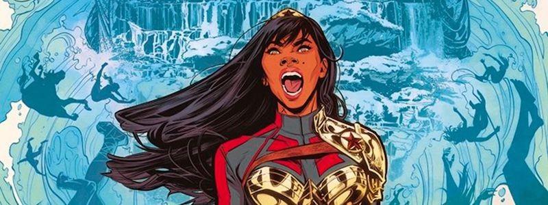 The CW отменили новый сериал DC про Чудо-женщину будущего