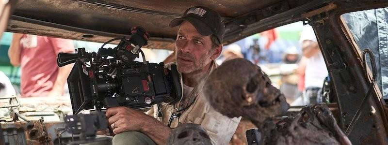 Новый кадр «Армии мертвых» от Зака Снайдера. Режиссер неожиданно высказался о фильме