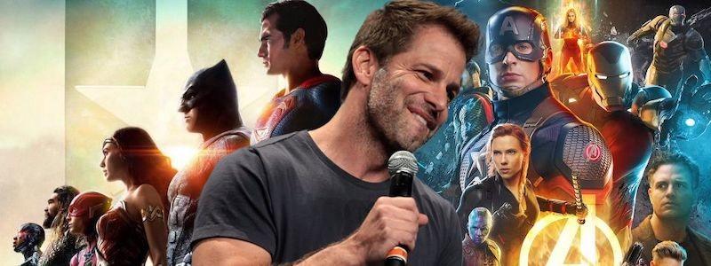 Сюжет «Лиги справедливости 2» похож на «Мстителей: Финал»