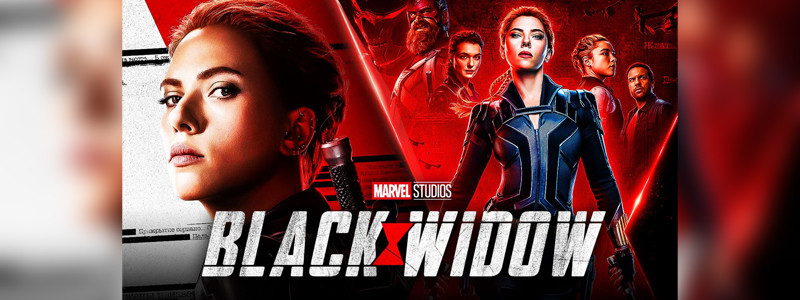 Подтверждена финальная дата выхода фильма «Черная вдова»