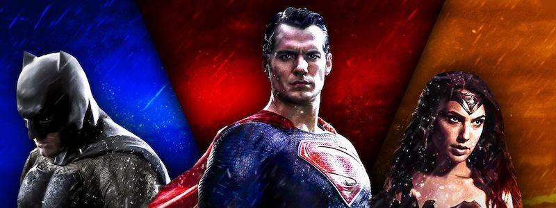 Трейлер новой версии «Бэтмена против Супермена»