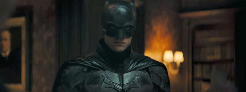 Мэтт Ривз завершил съемки фильма «Бэтмен». Новое фото
