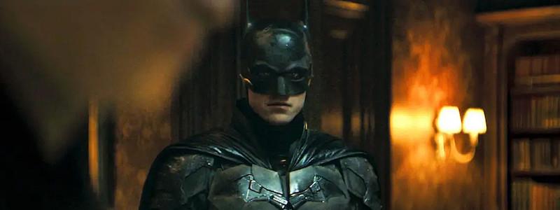 Роберт Паттинсон на кадре с конца съемок «Бэтмена»