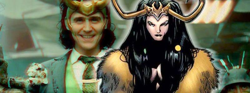 Тизер женской версии Локи в киновселенной Marvel