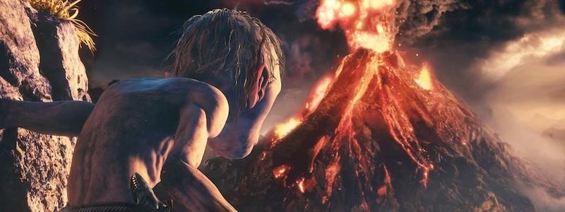 Появился геймплей новой игры «Властелин колец» про Голлума