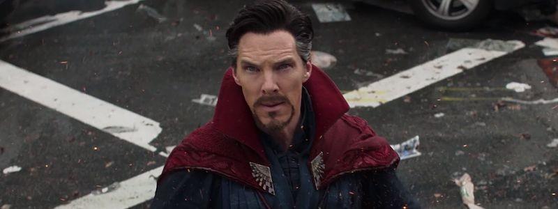Marvel запретили Бенедикту Камбербэтчу показывать лицо из-за « Доктора Стрэнджа 2»