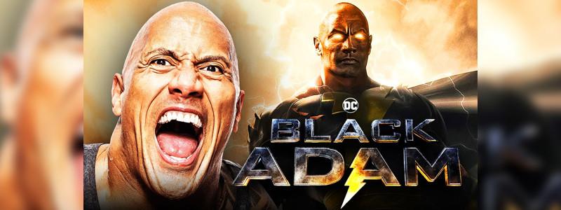 Дуэйн Джонсон показал, как изменился для роли Черного Адама и анонсировал начало съемок