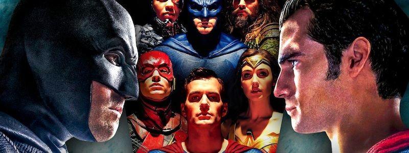 Раскрыто изначальное название «Бэтмена против Супермена»