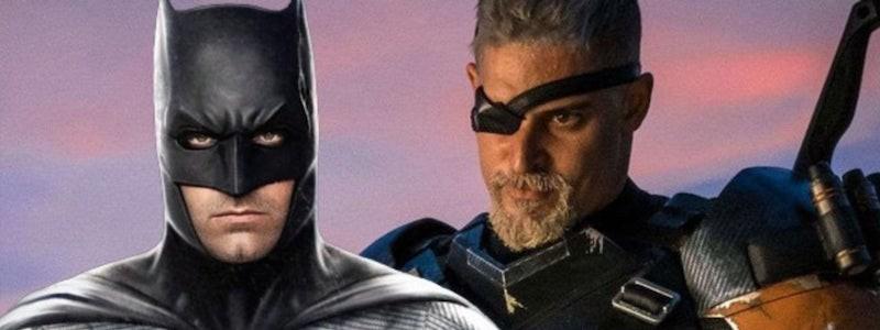 Джо Манганьелло раскрыл, почему Детстроук хотел убить Бэтмена в сольнике Аффлека