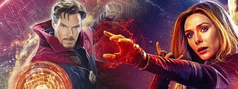Новое фото «Доктора Стрэнджа 2» подтвердило текущий статус фильма