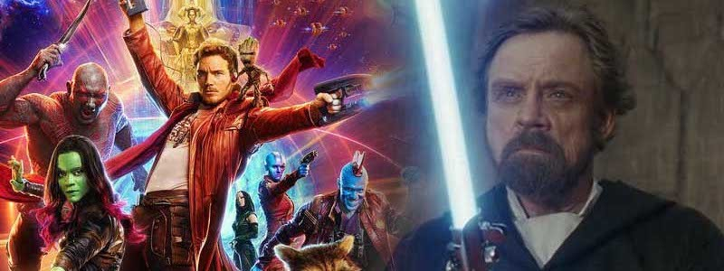 Марк Хэмилл намекнул на участие в новой части «Стражей галактики»