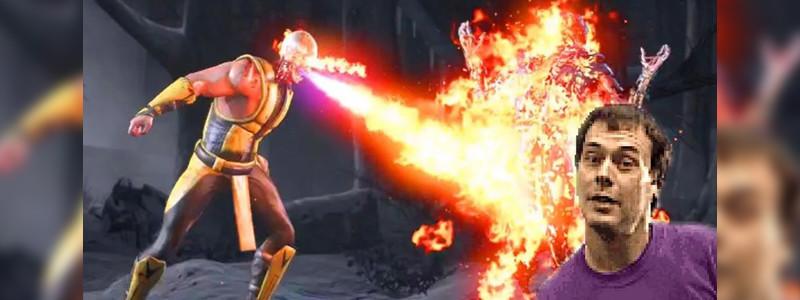 Раскрыто, какую пасхалку вырезали из Mortal Kombat