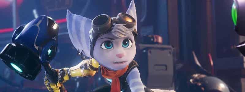 Трейлер подтвердил имя новой героини «Ratchet & Clank: Сквозь миры»
