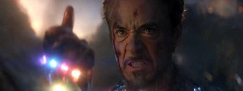 Роберт Дауни мл показал удаленную сцену «Мстителей: Финал»