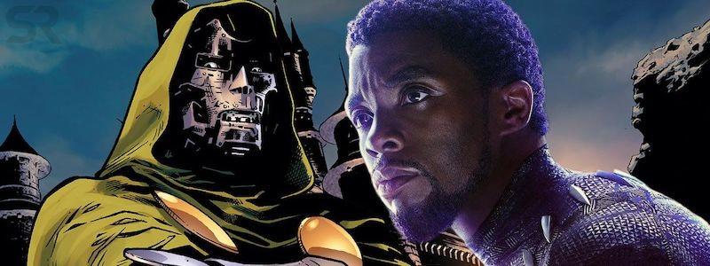 Лого «Черной пантеры 2» тизерит Доктора Дума в MCU