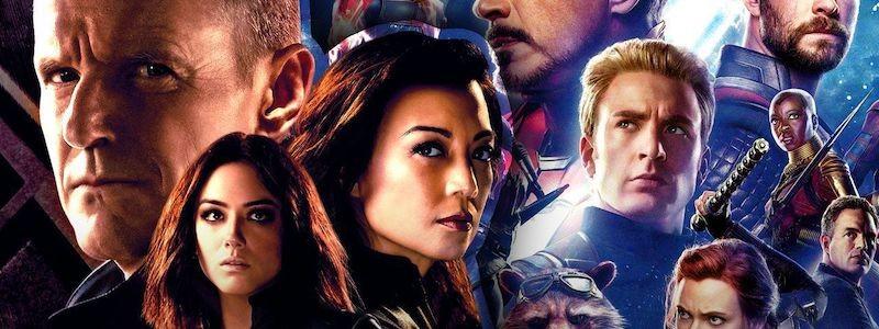 «Агенты «Щ.И.Т.» больше не канон киновселенной Marvel
