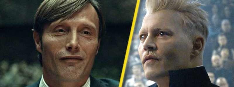 Мадс Миккельсен не копирует Джонни Деппа в «Фантастических тварях 3»