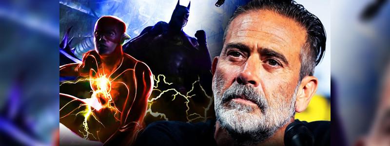 Джеффри Дин Морган готов сыграть жестокого Бэтмена во «Флэше»