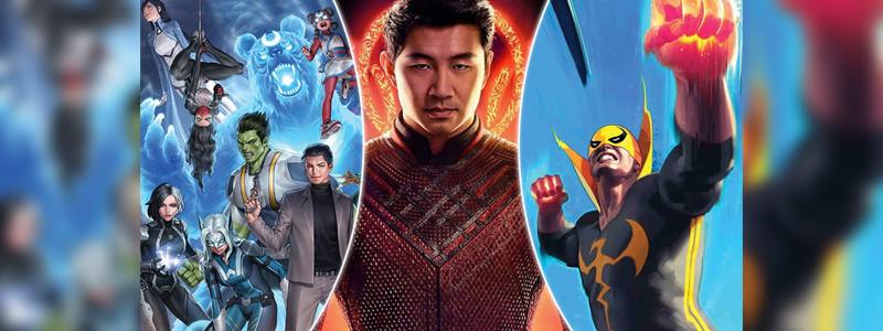 Фильм «Шан-Чи» может запустить два новых проекта MCU